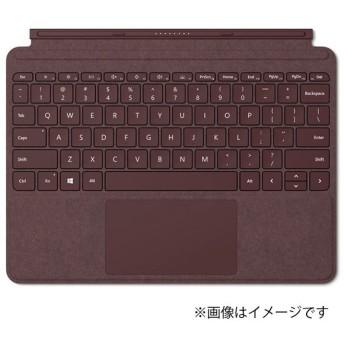 マイクロソフト KCS-00059 バーガンディ [Surface Go Signature タイプ カバー] タブレットケース