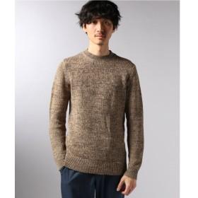 [マルイ]【セール】メンズセーター(ギマコットン メランジタック クルーネックニット)/エディフィス(EDIFICE)