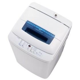ハイアール 4.2kg 全自動洗濯機 JW-K42M(W) 【品番】JSVF501