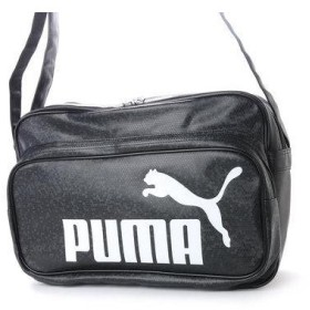 プーマ PUMA エナメルバッグ トレーニング PU ショルダー L 075371 734