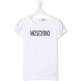 Moschino Kids ロゴ Tシャツ - ホワイト