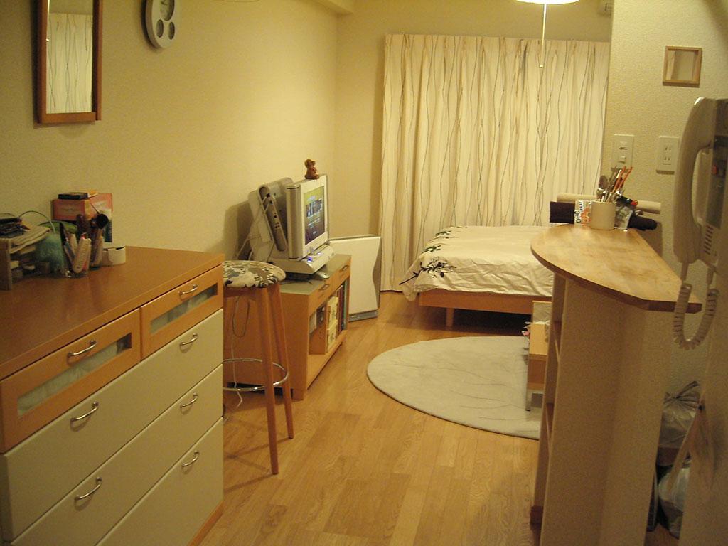 ナチュラルカラーの北欧家具