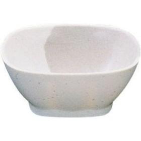 RGL49 メラミン「グレイ・ストーン」角小鉢