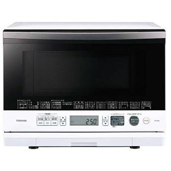 東芝 ER-SD80 グランホワイト 石窯ドーム [過熱水蒸気オーブンレンジ(26L)] 電子レンジ・オーブンレンジ