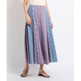 DRESSTERIOR(Ladies)(ドレステリア(レディース)) 【洗える】LIBERTYフラワープリント ロングスカート