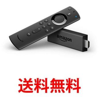 amazon Fire TV Stick アマゾン ファイヤーテレビスティック Alexa対応リモコン(第2世代)付属