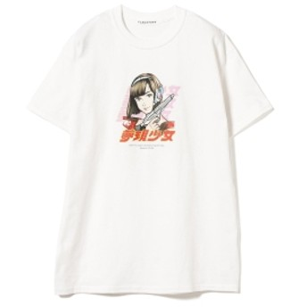 F-LAGSTUF-F / DREAM AND REALITY 2 Tee メンズ Tシャツ WHITE XL