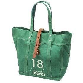 ミズノ(MIZUNO) ゴルフ ミズノ×木の庄帆布 トートバッグ グリーン 5LJB181200 35 バッグ 鞄 かばん カジュアルバッグ ゴルフバッグ