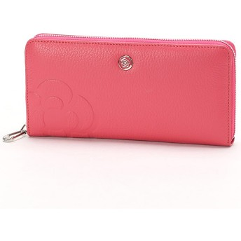 [マルイ] ラデュレII ラウンドファスナー長財布(カード入れ28枚の大容量でとっても便利)/クレイサス(CLATHAS)