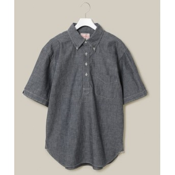 BONCOURA プルオーバー半袖シャツ