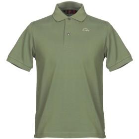 《セール開催中》ROBE DI KAPPA メンズ ポロシャツ ミリタリーグリーン XS コットン 100%
