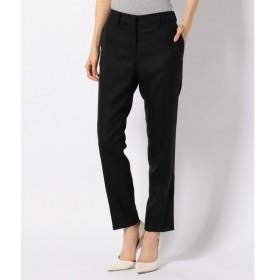 [マルイ]【セール】【2017AW新作 / セットアップ対応】ウールシルクストレート パンツ/カルバン・クライン ウィメン(Calvin Klein women)