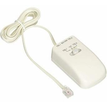 電話回線セレクター 手動切替 DSR-234