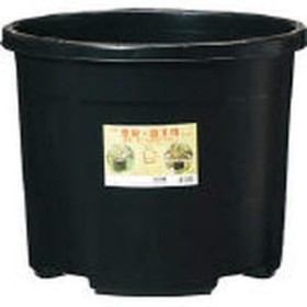 DICプラスチック 容器資材 NPP60BK DIC NPポット#60黒