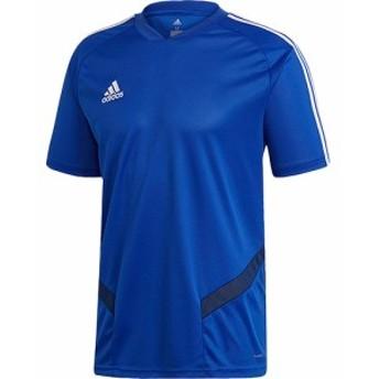 アディダス(adidas) メンズ サッカー TIRO19 トレーニングジャージー ボールドブルー/ダークブルー/ホワイト FJU17 DT5285 【ウェア プ
