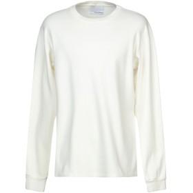 《期間限定 セール開催中》C.Y.H. CLAP YOUR HAND メンズ T シャツ ホワイト XL コットン 100%