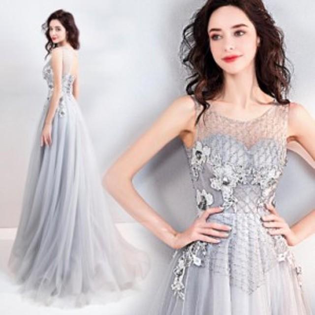 929b00018ec6c イブニングドレス ロングドレス 優雅 新販売 大人気 パーティードレス ...