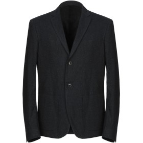 《期間限定セール開催中!》FILIPPA K メンズ テーラードジャケット ダークブルー 52 ウール 39% / ポリエステル 33% / レーヨン 14% / ナイロン 13% / ポリウレタン 1%