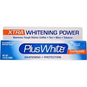 エクストラプラス ホワイトニング歯磨き 歯石予防効果付き、 クール & クリスプミント味、3.5 oz (100 g)