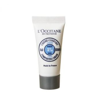 ロクシタン シアバター エクストラクリーム ライト (ミニ) 5ml (スキンケアクリーム)