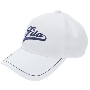フィラ(FILA) キャップ 798906-WT (Men's、Lady's、Jr)
