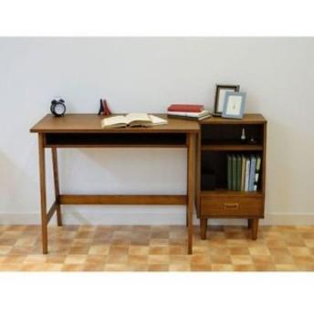 市場(Marche) HMT-2462-BR hommage Desk (ブラウン) (HMT2462BR)
