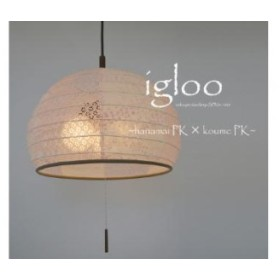 igloo SPN3-1026 花舞ピンク×小梅ピンク