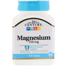 マグネシウム, 250 mg, 110錠