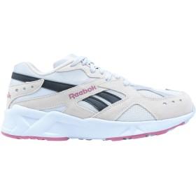 《期間限定 セール開催中》REEBOK メンズ スニーカー&テニスシューズ(ローカット) ライトグレー 7 革 / 紡績繊維 AZTREK