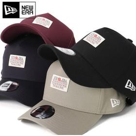 ニューエラ キャップ 帽子 スナップバック 9FORTY PATCH LOGO NEW ERA メンズ