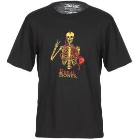 《9/20まで! 限定セール開催中》BOLONGARO TREVOR メンズ T シャツ ブラック S コットン 100%
