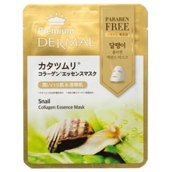 ダーマルプレミアム コラーゲンエッセンスマスク DP01 カタツムリ 25ml/1枚