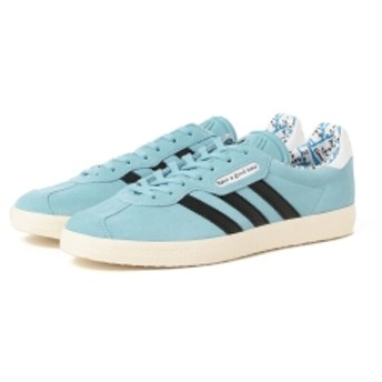 adidas × have a good time / Gazelle Super メンズ スニーカー LT. BLUE 29