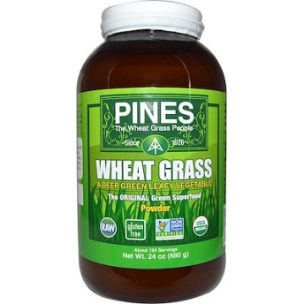 パインズ・ウィートグラス、粉末、 24 oz (680 g)