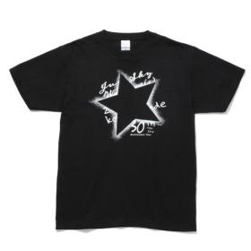 ジュンセレクト/【JUN SKY WALKER(S)xJUNRed】半そでTシャツ/ブラック/L