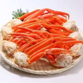 蟹食べ放題にはこれ♪ズワイガニ脚 3kg 詰め合わせ 折れ有ですが、カニ鍋にカニパーティーにおすすめです♪