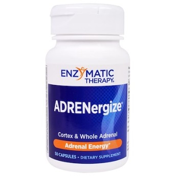 アドレナジャイズ(ADRENergize), エネルギー, 50カプセル