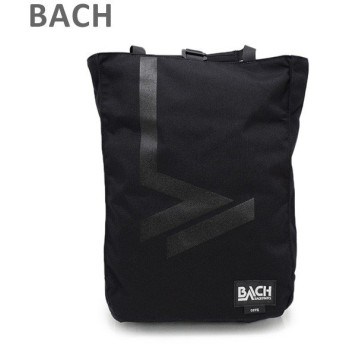 BACH バッハ COVE 12 129811 BLACK バッグ リュック バックパック メンズ レディース
