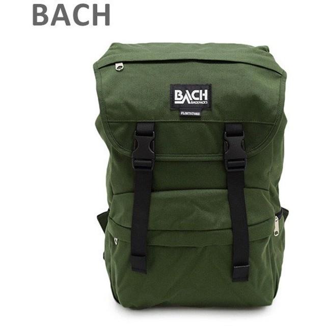 BACH バッハ FLINTSTONE 25 129616 MOSS GREEN バッグ リュック デイパック バックパック メンズ レディース