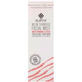 Neem Turmeric Facial Mist with Yarrow & Lotus, 3.4 fl oz (100 ml)