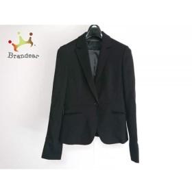 アンタイトル UNTITLED ジャケット サイズ1 S レディース 美品 黒         スペシャル特価 20190816