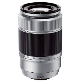 富士フイルム FUJIFILM 望遠ズームレンズ シルバー XC50-230mmF4.5-6.7 OIS II S