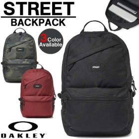 20L リュック デイパック 日本正規品 OAKLEY オークリー ストリート スケート バックパック 921417