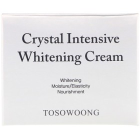 クリスタルインテンシブ・ホワイトニングクリーム、50g