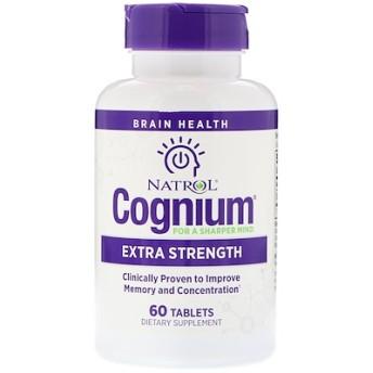 Cognium、エクストラ ストレングス、200 mg、60錠