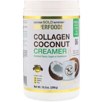 Superfoods, Collagen Coconut Creamer Powder, 10.2 oz (288 g)