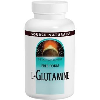 L-グルタミン, 500 mg, 100錠