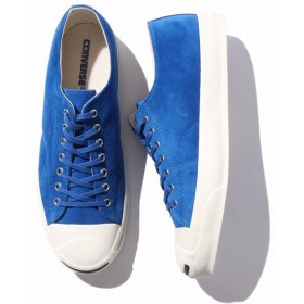 BOICE FROM BAYCREW'S CONVERSE JACK PURCELL RET SUEDE ブルー 28