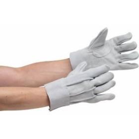 ミドリ安全 MT152DW ミドリ安全 牛床革手袋 外縫 MT-152D-W