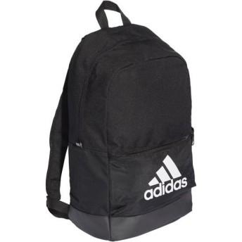 [adidas]アディダス クラシックロゴバックパック (FTB46)(DT2628) ブラック/ブラック/ホワイト[取寄商品]